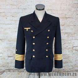 Chaqueta de servicio de la Kriegsmarine para Oficiales