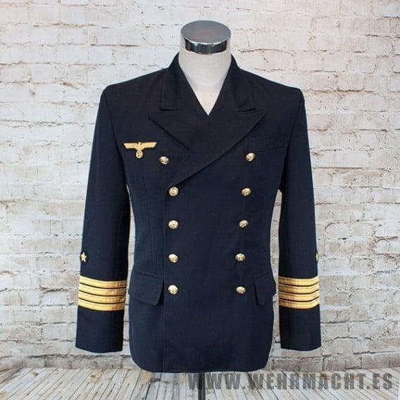 Kriegsmarine Service Jacket for Officers