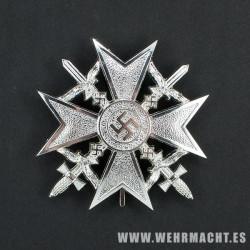 Spanish Cross in Silver