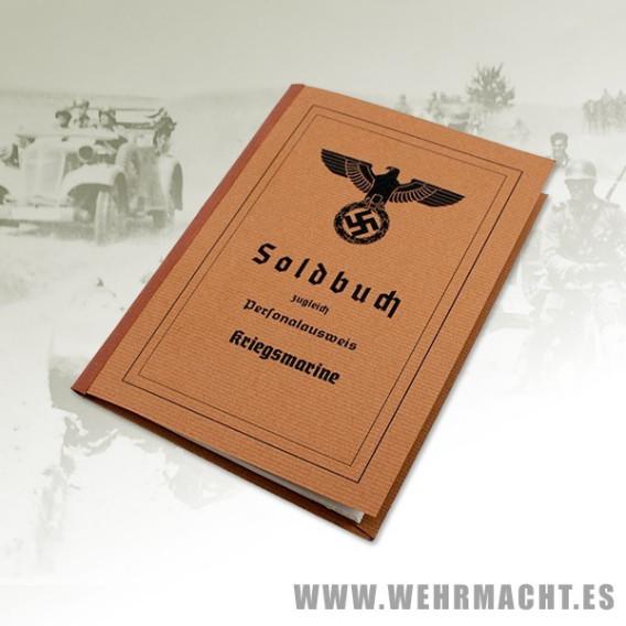 Soldbuch Kriegsmarine