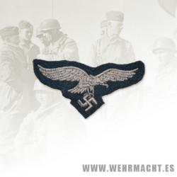 Luftwaffe enlisted mans cloth embroidered cap eagle