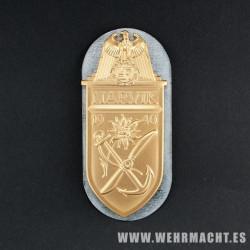 Escudo de Narvik (Kriegsmarine)