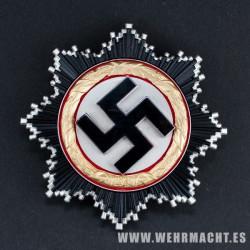 Cruz Alemana en Oro (Deutsche Kreuz)