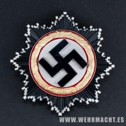 German Cross in Gold (Deutsche Kreuz)