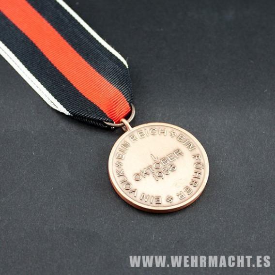 Medalla de la anexión de los Sudestes