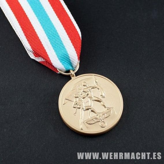 Return of Memel Commemorative Medal