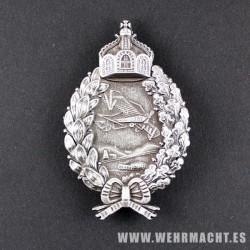 Prussian WWI Aviator's badge