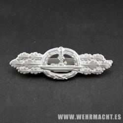 U-boat Combat Clasp in silver