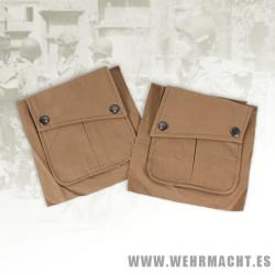 Uniforme Paracaidista: bolsillos adicionales