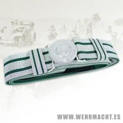 Ceñidor brocado para Oficial de la Wehrmacht