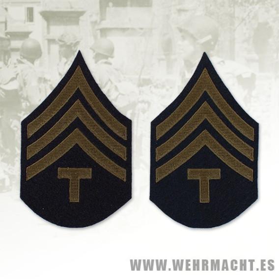 Galón de Sargento Técnico (4º Grado)