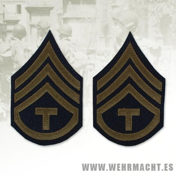 Galón de Sargento Técnico (3º Grado)