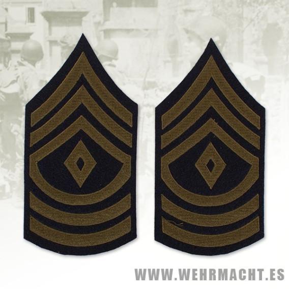 Galón Sargento Primero (US First Sargeant)