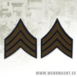 U.S. Sergeant Chevron (Wool)