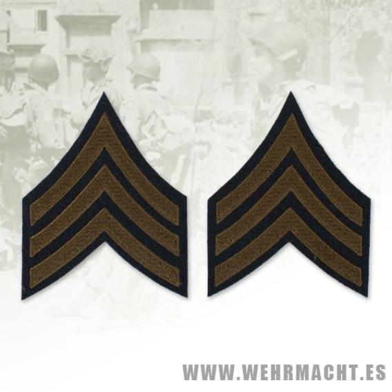 Galón Sargento (US Sergeant)