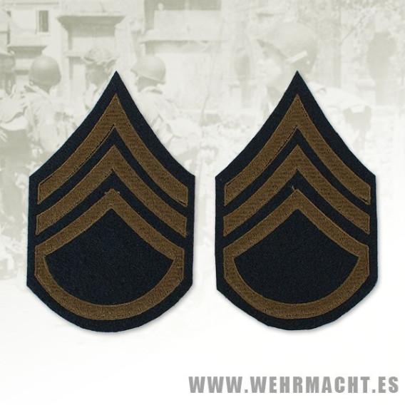 "Galón ""Staff Sergeant"" (Lana)"