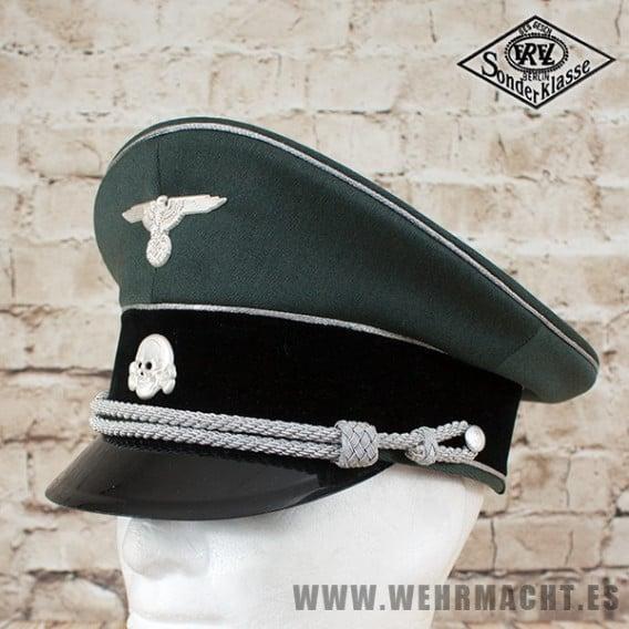 """SS Generals Schirmmütze """"Tricot"""" - EREL®"""