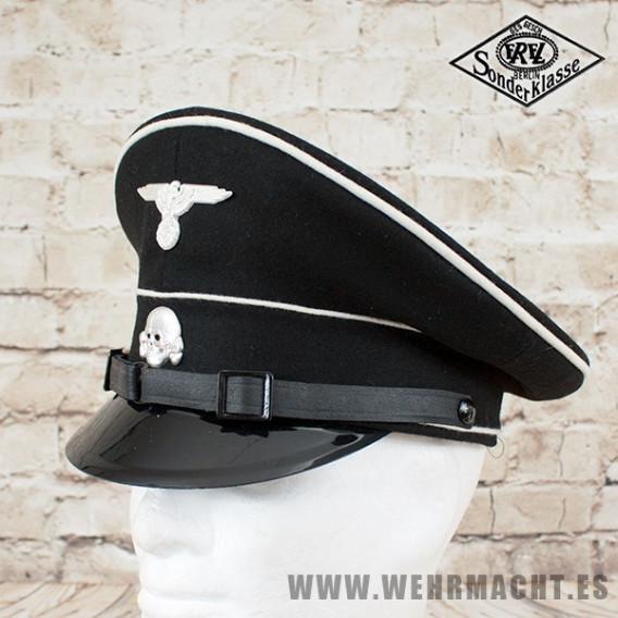 Gorra de plato SS-Allgemeine Tropa y Suboficiales - EREL®