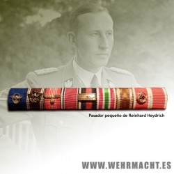 Reinhard Heydrich Ribbon Bar