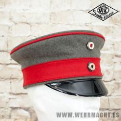 Gorra 1910 para Oficiales de Infantería Prusiana - EREL®