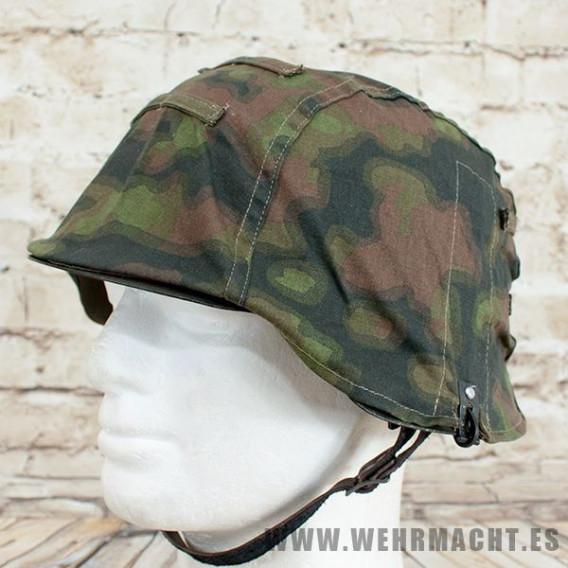 SS Blurred edge camo helmet cover