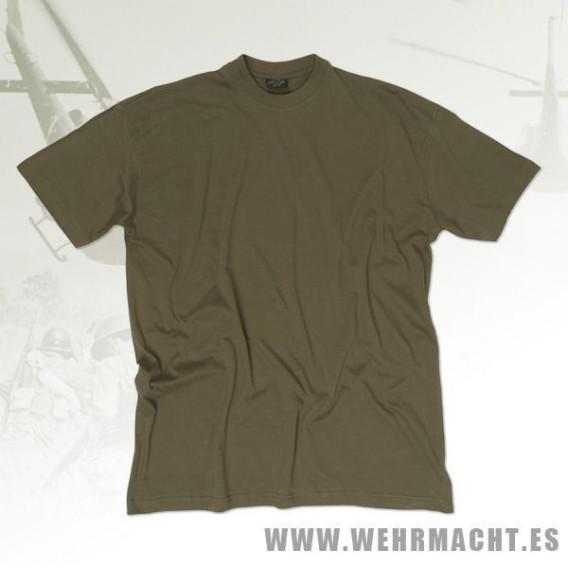 Camiseta de manga corta U.S. verde
