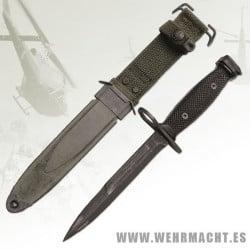 Bayoneta M7 con vaina M8A1