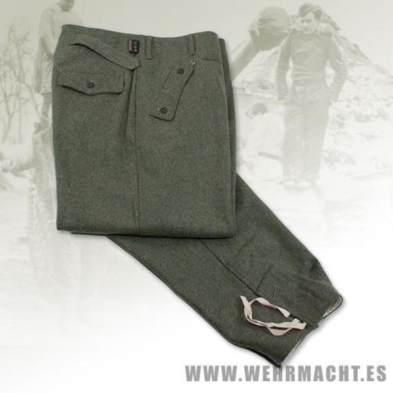 Pantalones Sturmartillerie Waffen SS