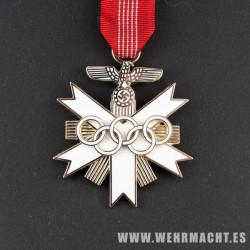 Medalla de los Juegos Olímpicos de 1936, 2ª clase