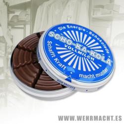 Scho-ka-kola Volmilch (Chocolate Alemán)