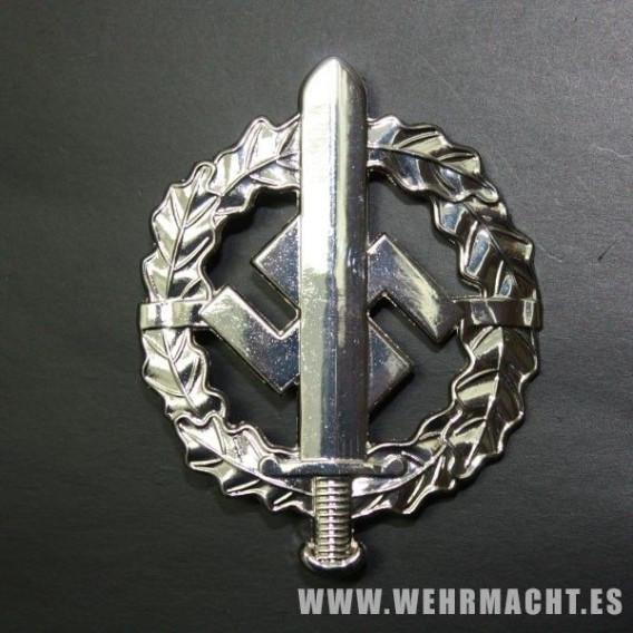 Medalla de Deporte de las SA (Plata)
