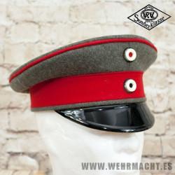 Officer Preußen Infantry Schirmmütze M1914 - EREL®