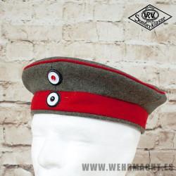 Feldmütze 1910 para tropa de infantería prusiana - EREL®