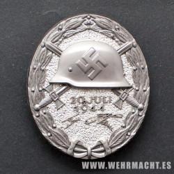 Medalla de Herido 20 de Julio de 1944 (negro)