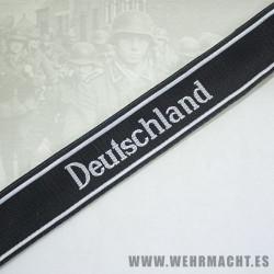 «Deutschland» EM Cuff Title