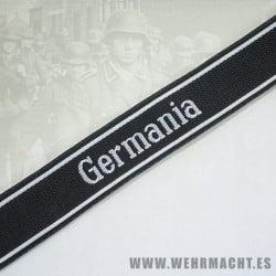 «Germania» EM Cuff Title