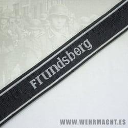 «Frundsberg» EM Cuff Title