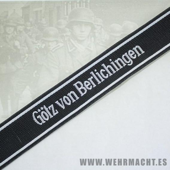Bocamanga «Götz von Berlichingen»