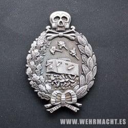 Medalla Imperial Alemana de Asalto Panzer