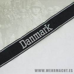 «Danmark» EM Cuff Title