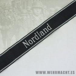 «Nordland» EM Cuff Title