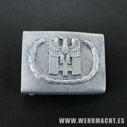 Buckle Deutsches Rotes Kreuz - Aluminum