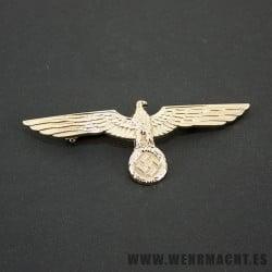 Águila de pecho en metal para Generales o Kriegsmarine
