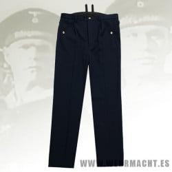 Kriegsmarine dark blue trousers for officers