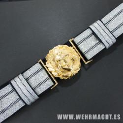 Kriegsmarine Officers brocade belt with buckle
