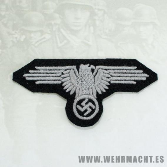Águila SS de brazo para tropa (Lana)