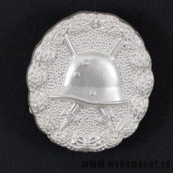 Medalla de Herido 1918 (plata)