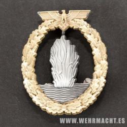 Distintivo de Dragaminas de la Kriegsmarine