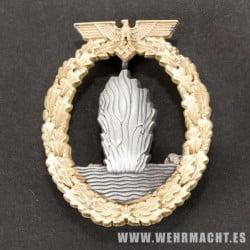 Kriegsmarine Mineswseeper badge