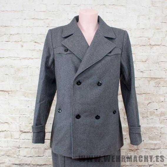 WH Helferin Stone Grey Jacket